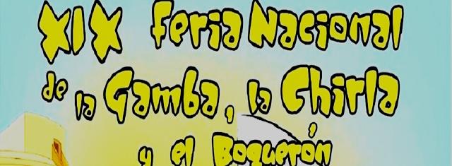 IV Feria Nacional de la Gamba, Chirla y Boquerón de Punta Umbría